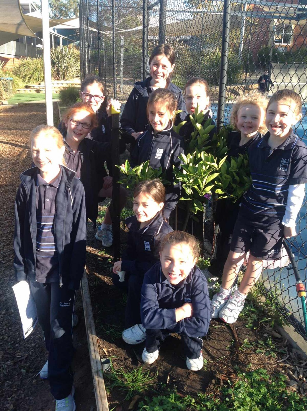 The St Peters Blackwood Gardening Group