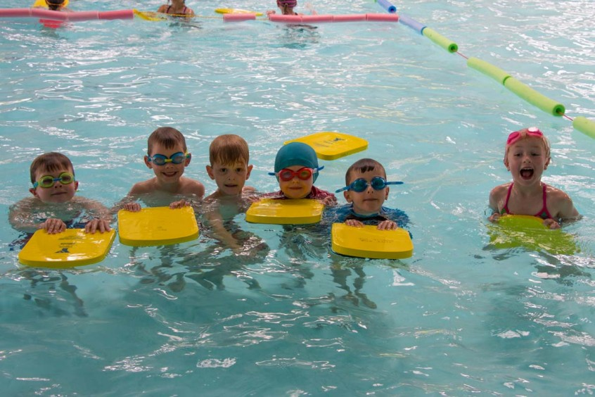 St Peters' little fish grown in confidence in and out of the pool